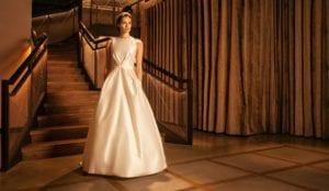 full skirt wedding dress