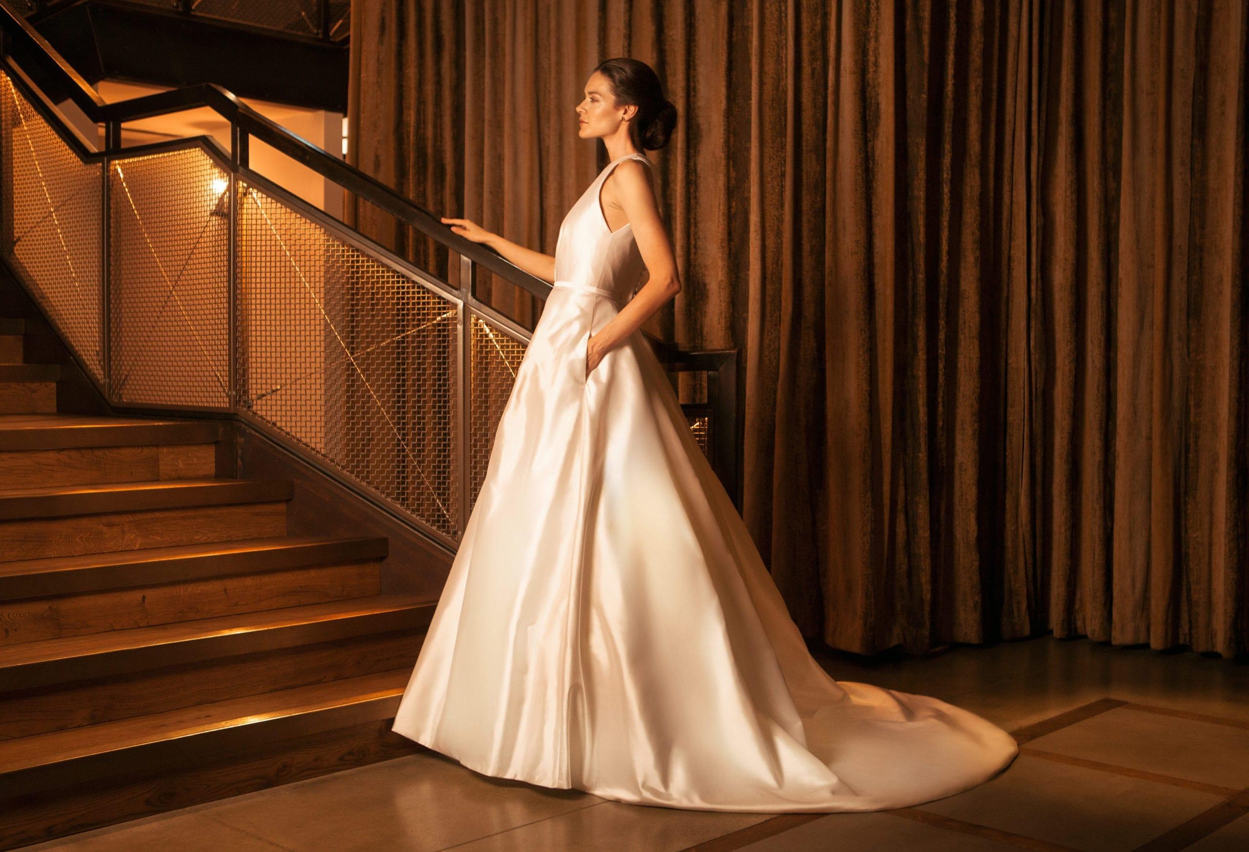 princess ballgown wedding dress