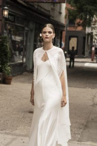 lace bridal wedding cape