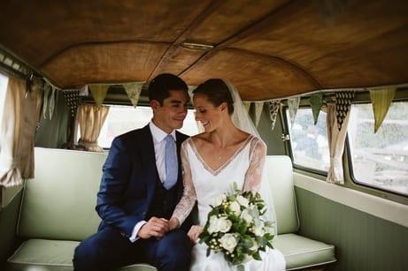 jo in her wedding dress