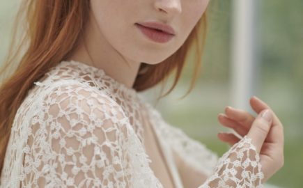 wedding dress lace cape