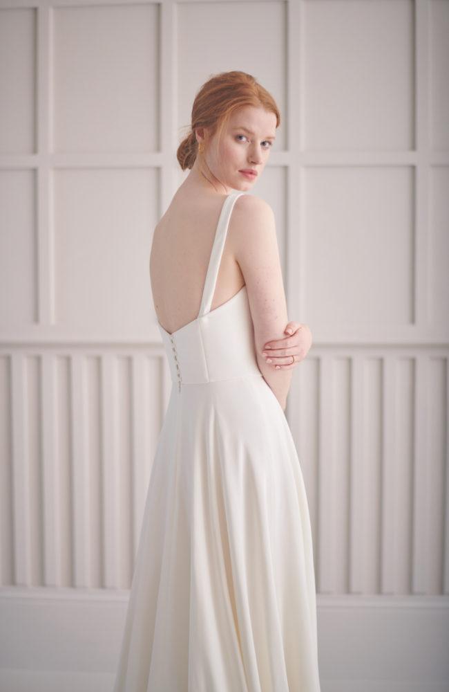 corset bridal dress strap