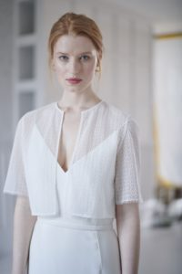 bridal lace tops French lace