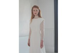 bridal gown modern designer