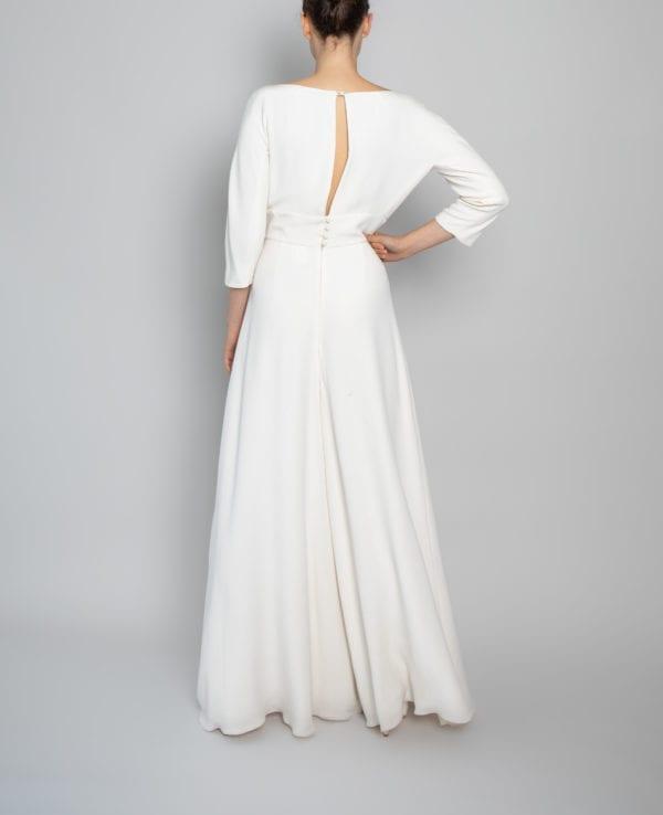wedding jump suits silk