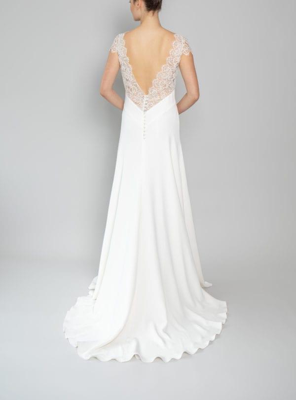 boho wedding dress with sleeves