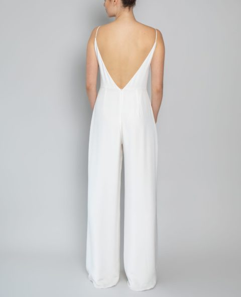 classy jumpsuit for wedding