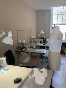 how wedding dresses are made