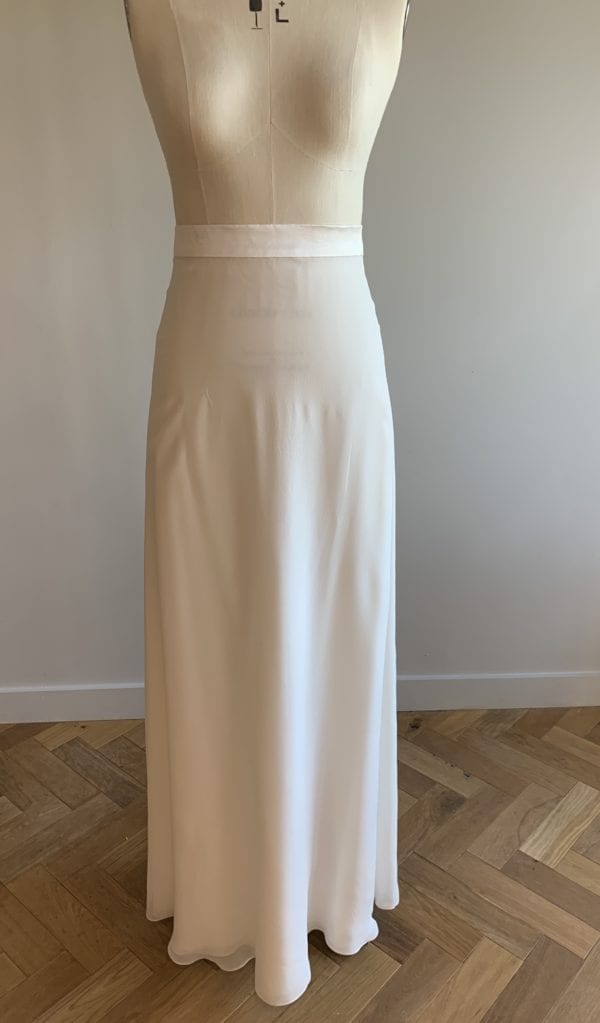 bridal separates a line skirt