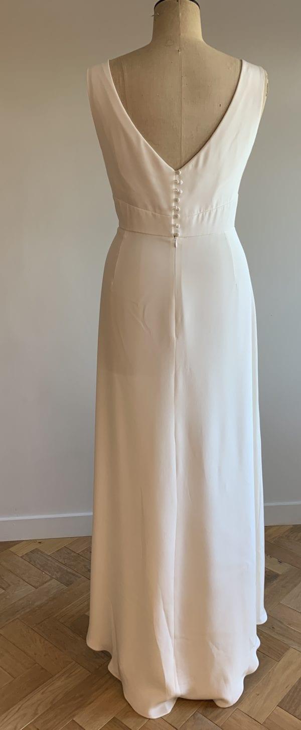 simple plus size wedding dresses