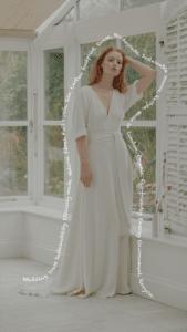 sustainable wedding dresses uk