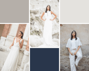 minimal wedding dresses