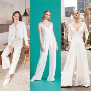 bridal jumpsuits