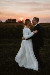 beaded plus size wedding dress