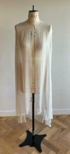 bridal cape