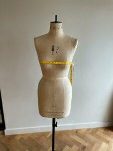 wedding dress measurements