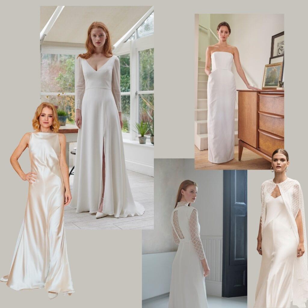classic wedding dresses