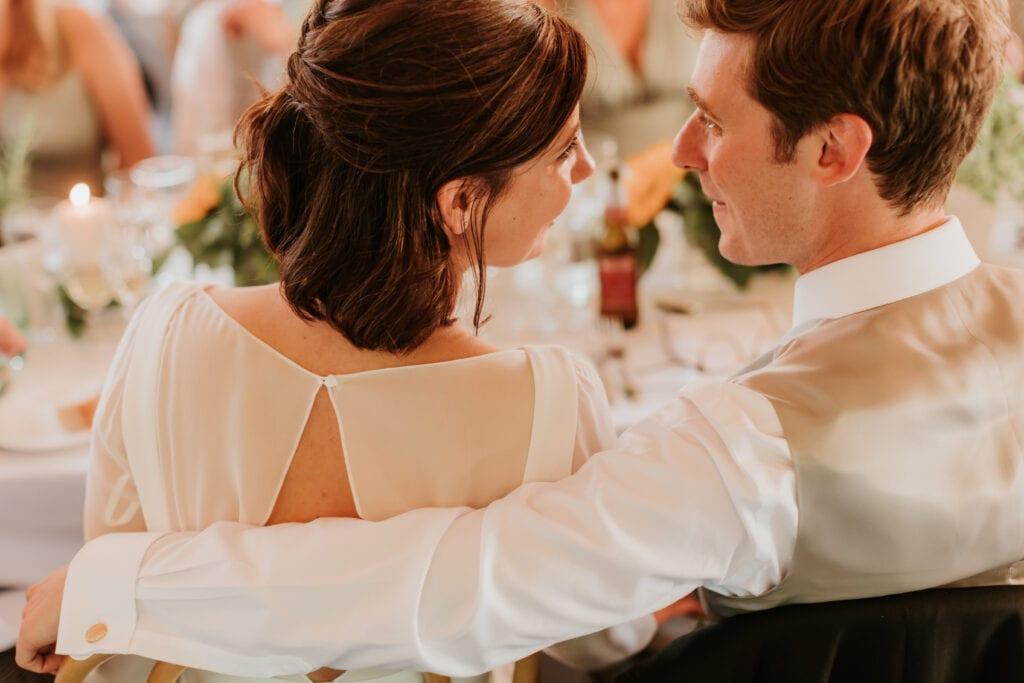 long sleeve wedding dress