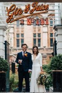 wedding dress with split