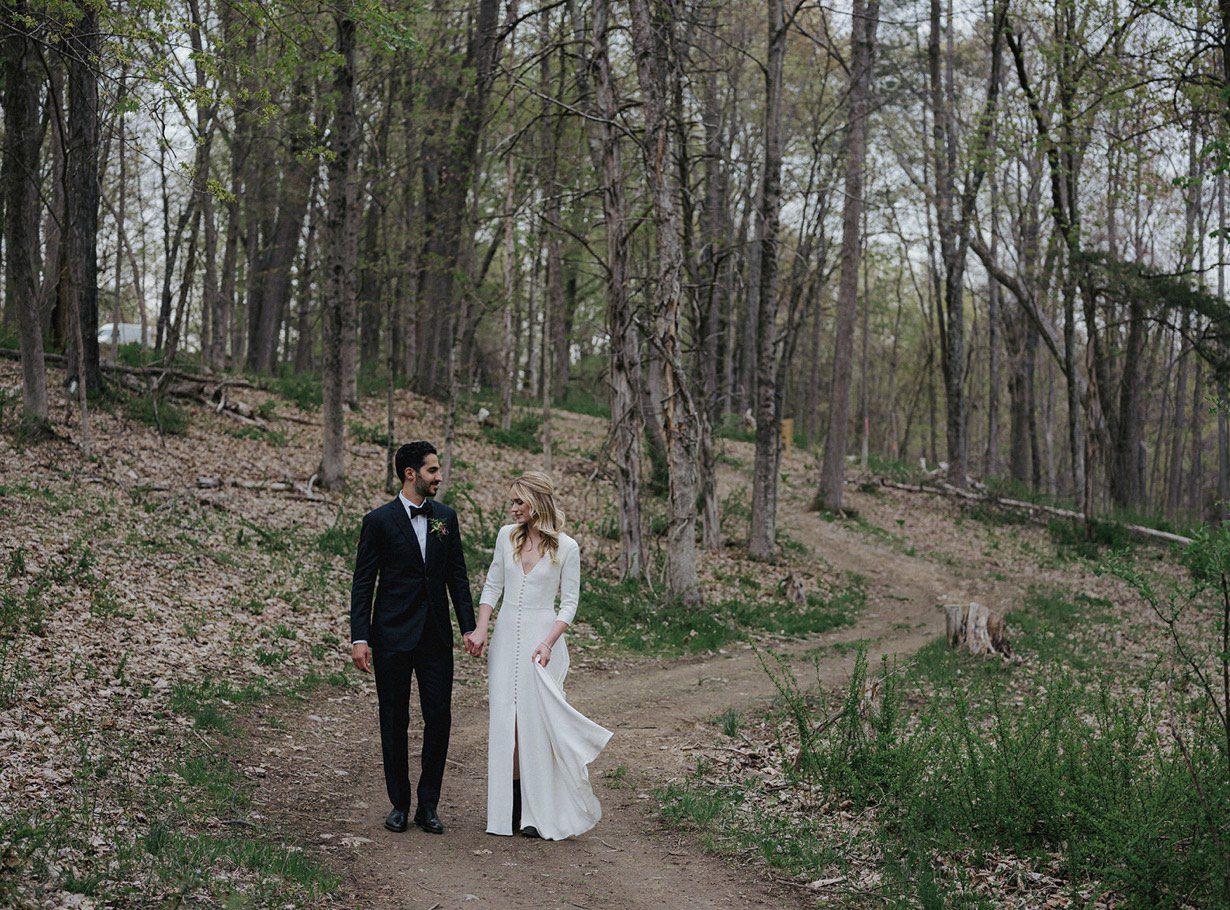Elizabeth Lails wedding dress